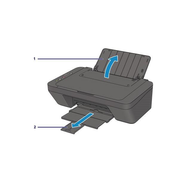 CANON PIXMA Color Inkjet Multifunction Printer E410