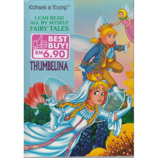 I Can Read All By My Self (Fairy Tales) - Thumbelina