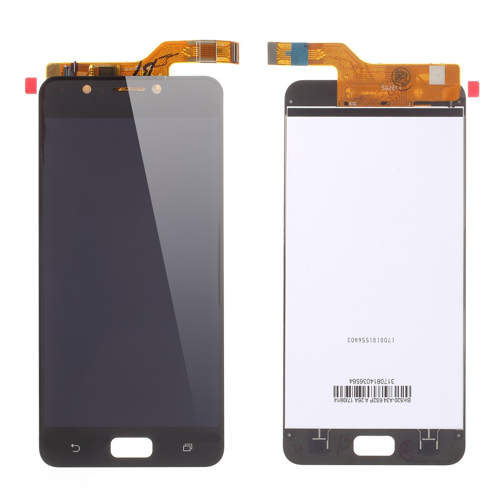 For Asus Zenfone 4 Max ZC520KL OEM LCD Screen and Digitizer Assembly Part  Replacement - Black