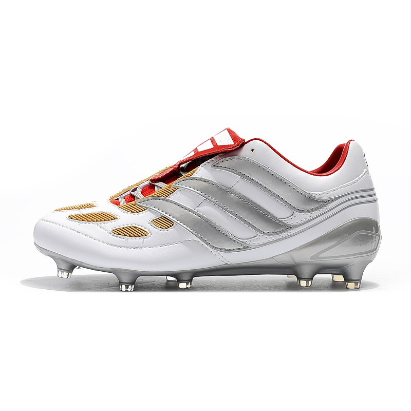 Patrocinar Extremo Comprimido  Genuine 100%Adidas Beckham Falcon Five-generation Predator Precision FG  Long Nail Men's Lawn Football Shoes Competition | Shopee Malaysia