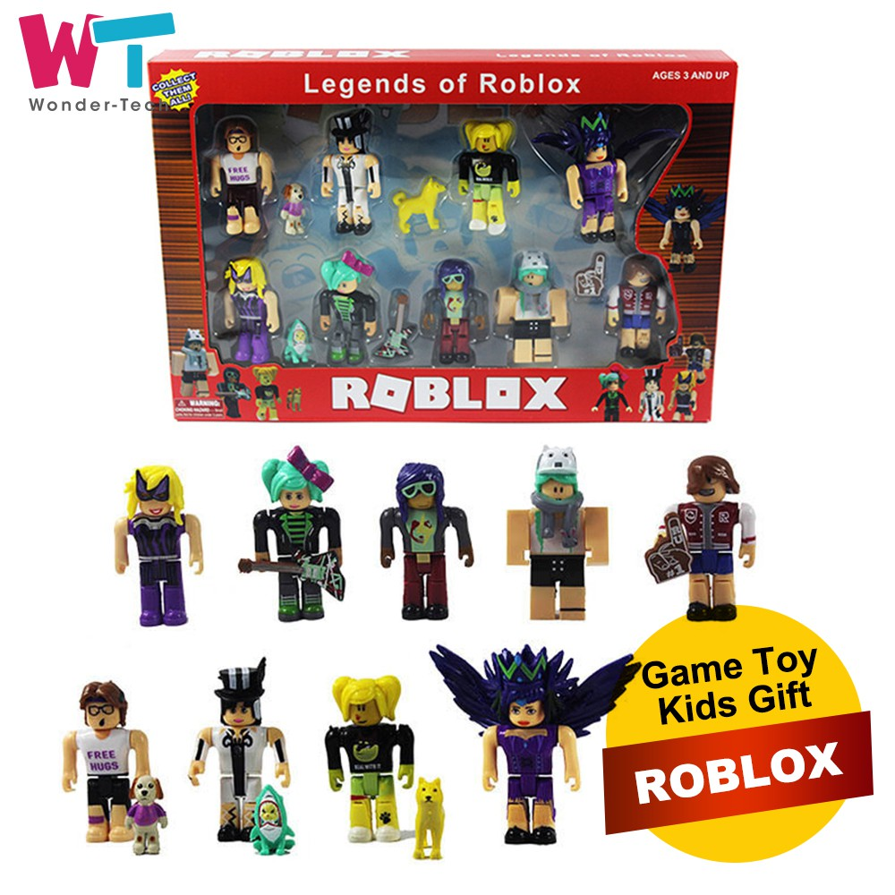 Robot Riot Mix And Match Roblox 4 Action Figure Pack Kids - jazwares roblox robot riot mix match set 10872
