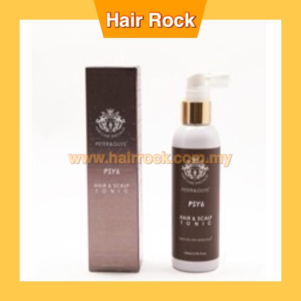 PSY6- Peter & Guys Hair & Scalp Tonic 120ml