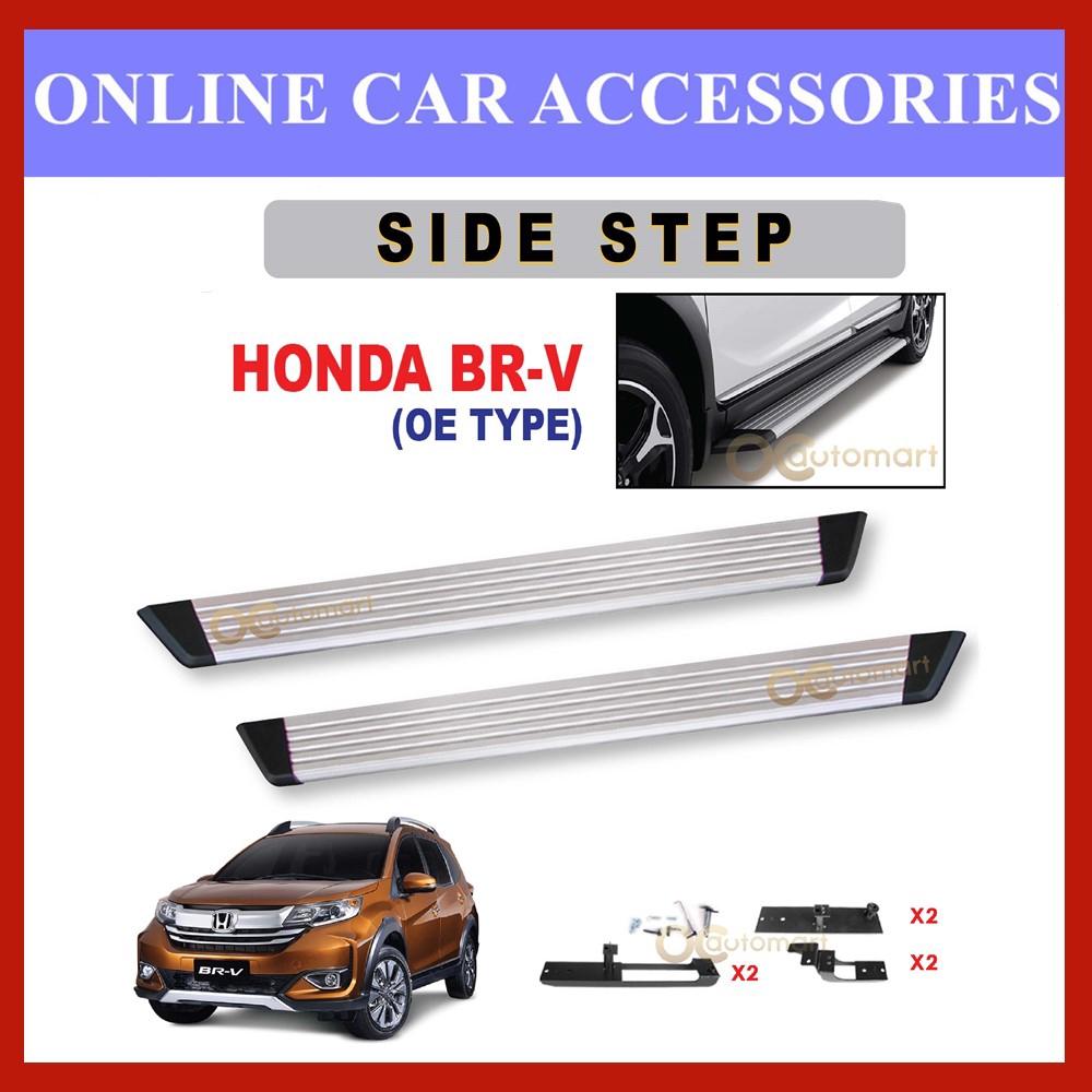 Honda BRV Running Board Side Step