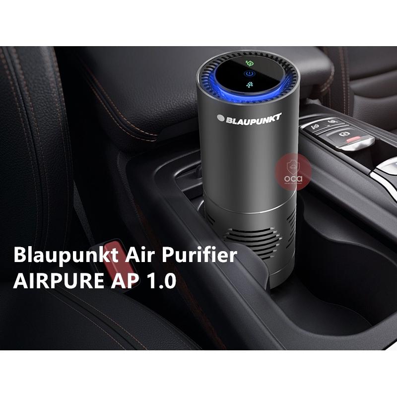 Blaupunkt Air Purifier AirPure AP 1.0 Filter & Improve Car Air Quality Car Ionizer (Plug & Play)