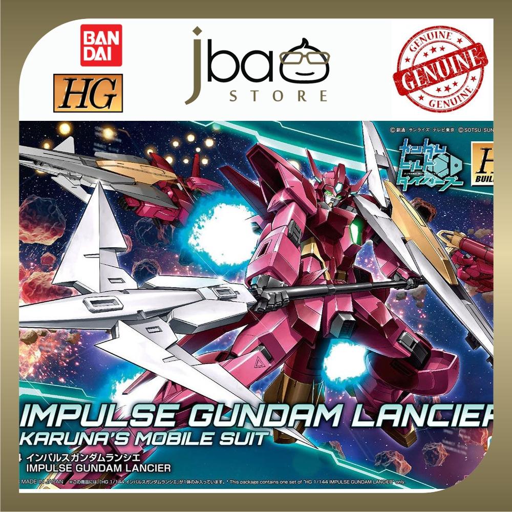 Bandai 1/144 Impluse Gundam Lancier G Build Divers 018 Karuna's Mobile