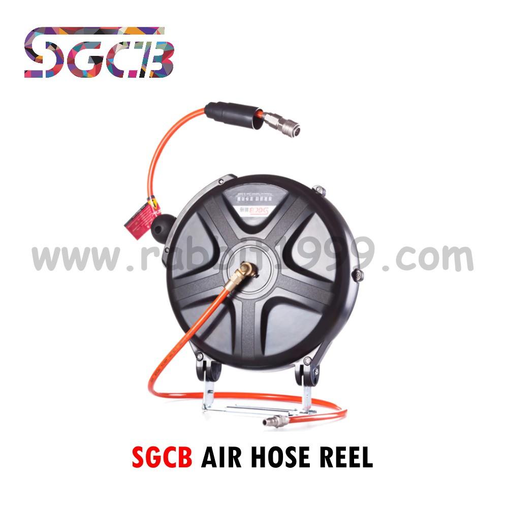 SGCB AIR HOSE REEL - hose/ air hose/ hos udara/ hos angin