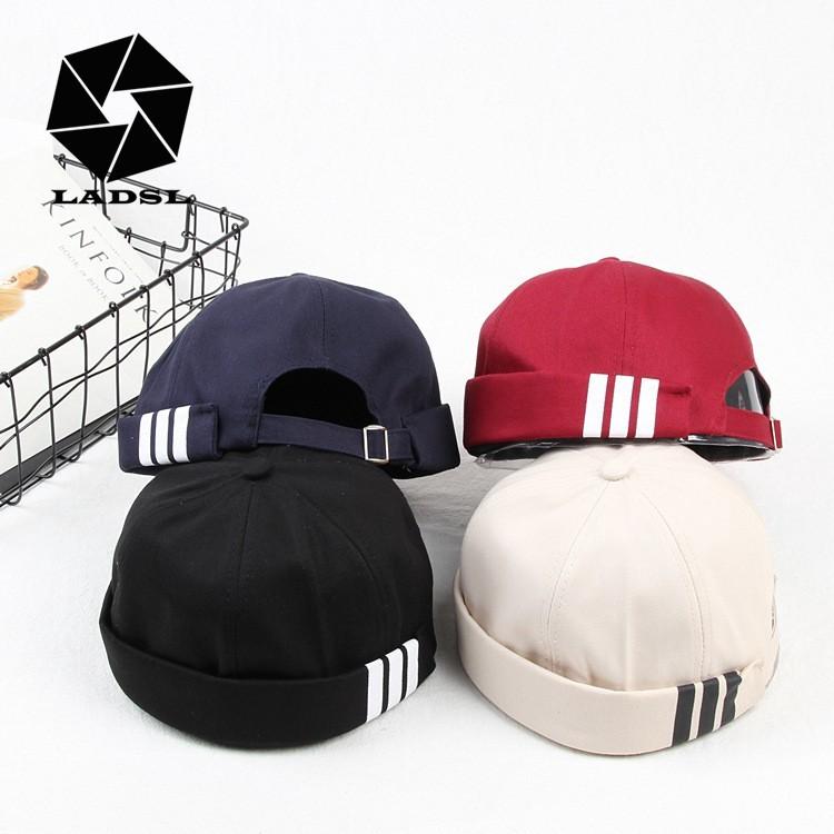 Retro hip hop innocent land cap melon cap sailor cap rogue hat