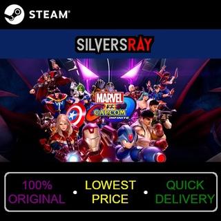 Marvel vs  Capcom: Infinite (PC-Steam)