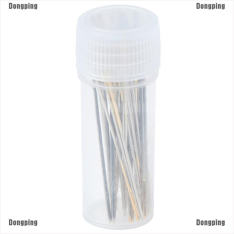 30Pcs Cross Stitch Needles Hand Embroidery Needle Large Eye Size 22 24 26