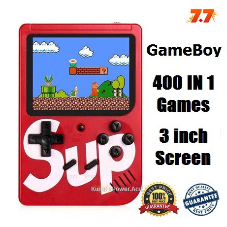 Handheld Game Console 3 0Inch Built-In 400 in 1