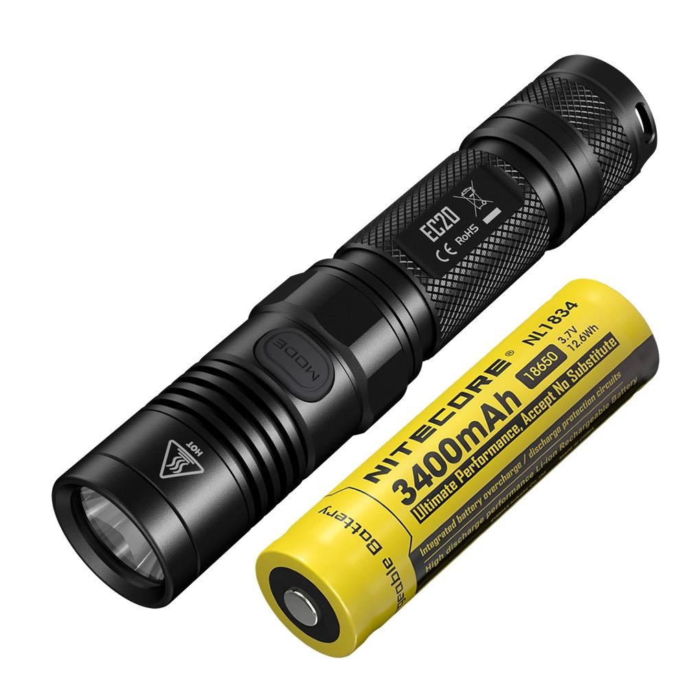Portable Lighting Nitecore Gem8 Gem8uv Gem10 Gem10uv Jeweler Light 800lm Cree Xp-l Hi V3 Led Flashlight Torch With 18650 Battery Um10 Charger Back To Search Resultslights & Lighting