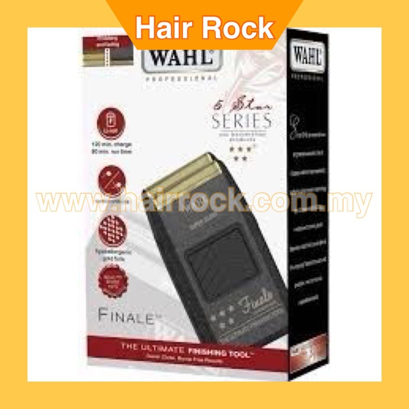 WAHL 5 star series Wahl Clipper  Finale Shaver