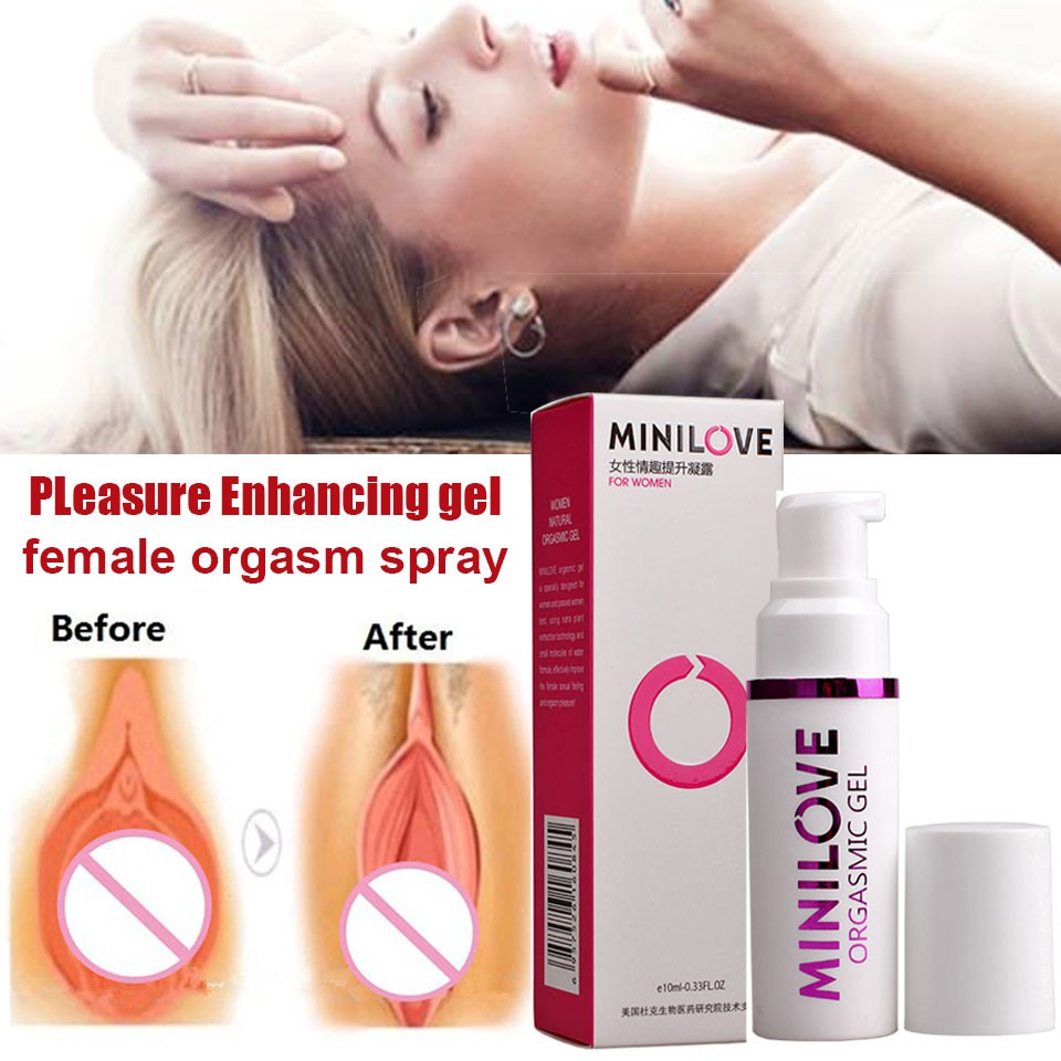 (READY STOCK) Mini Love Lubricant Orgasmic Gel for Women (LOCAL SELLER)