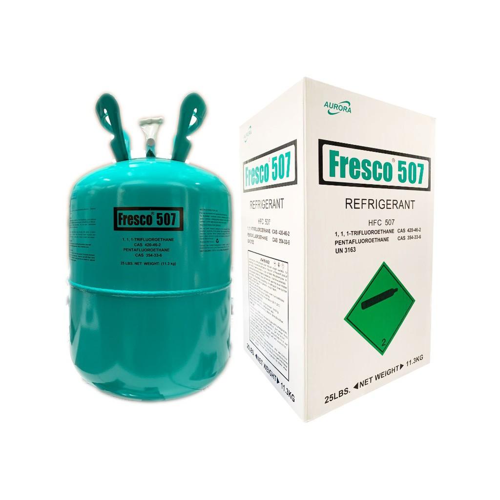 FRESCO 507 REFRIGERANT GAS - 11.3KG