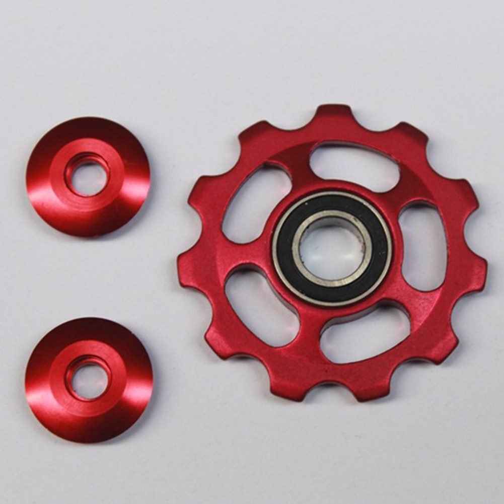 Kactus A04 Aluminium Alloy Material 11T Jockey Wheel Rear Derailleur Pulley for SHIMANO SRAM / 7 / 8 / 9 / 10 Speed | Shopee Malaysia