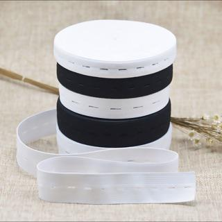 12 Metres Quality Sewing Elastic Bands Set Assorted Width Tailoring Dressmaking