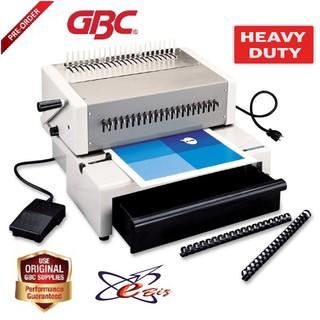 GBC Heavy Duty C800 Pro_Ibico EPK21 Electric Comb Binding