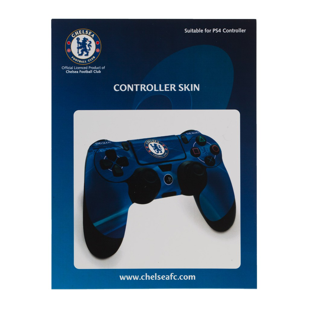 Chelsea Fc Official Playstation 4 Ps4 Controller Skin Skin Only Shopee Malaysia