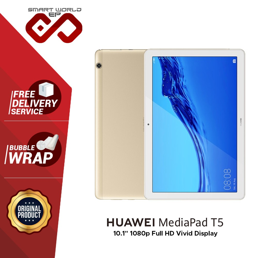Huawei Mediapad T5 - Original Malaysia Set - 3GB RAM / 32GB ROM