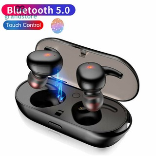 Gs Wireless Earphone Bluetooth 5 0 Headset Stereo Sport Earbuds With Charging Box Shopee Malaysia