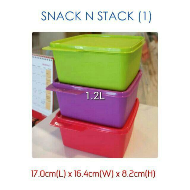 Tupperware Snack n Stack (1)