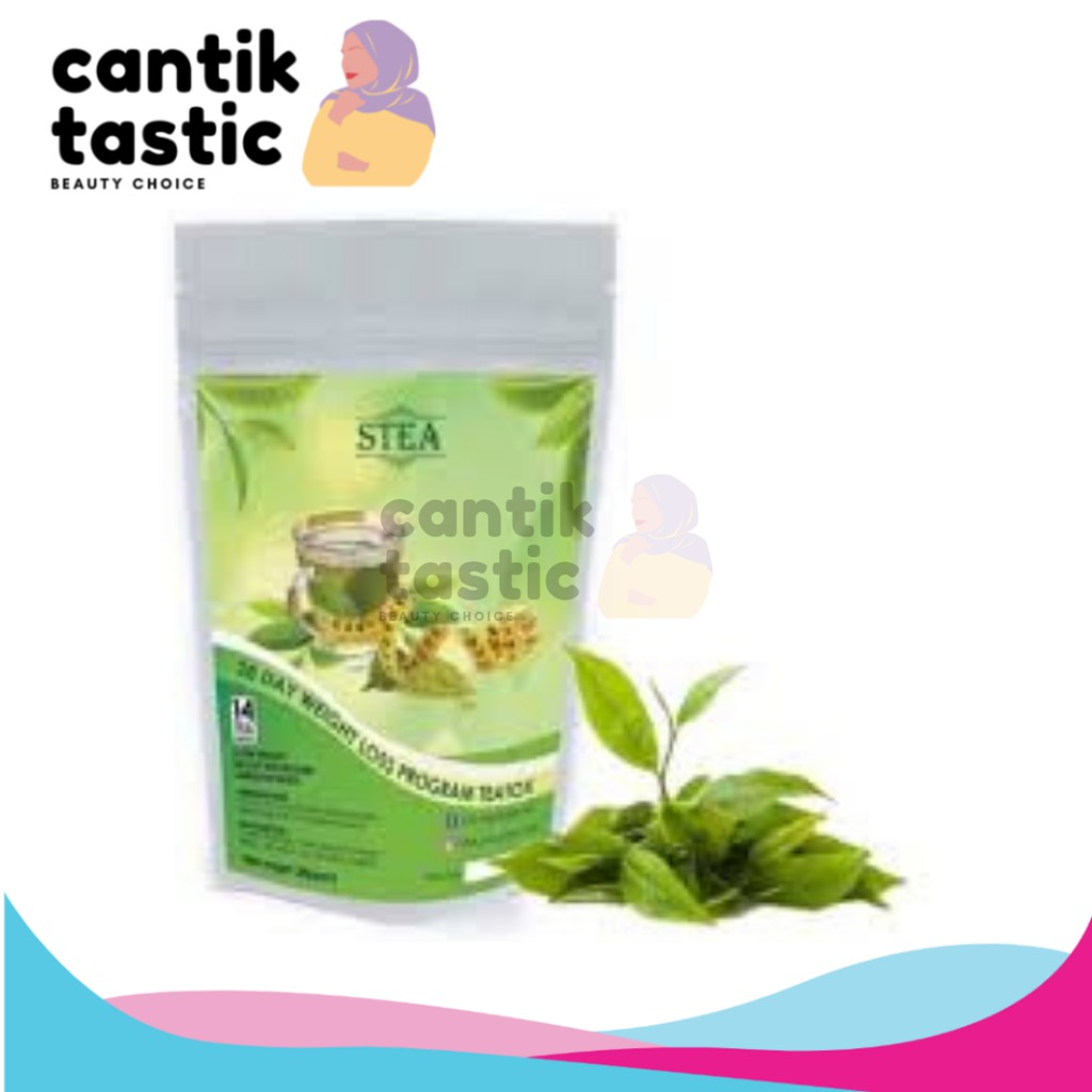 STEA Organic & Pure Green Tea (Formerly known as SlimTea)