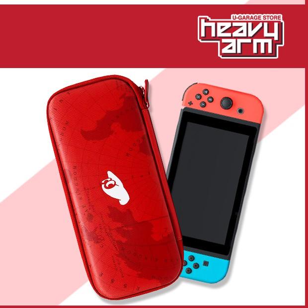 Nintendo Switch Console Super Mario Odyssey Premium Carrying Case Oem Slim