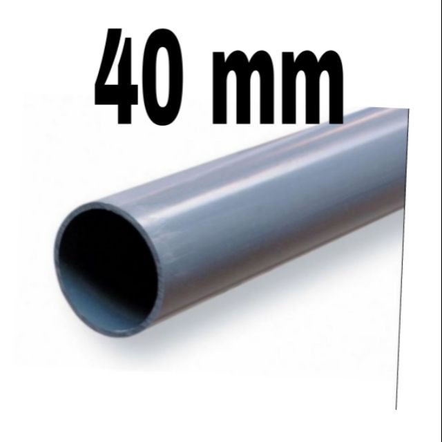 Meter X Pvc Pipe 40mm Cl D O Water