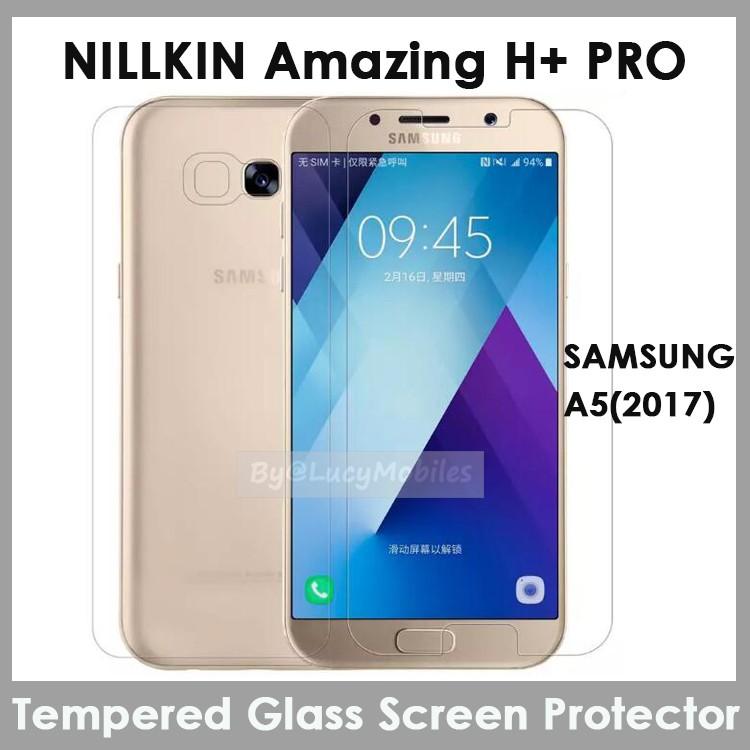 SAMSUNG Galaxy C5 PRO NILLKIN Amazing H+PRO Tempered Glass Screen Protector | Shopee Malaysia