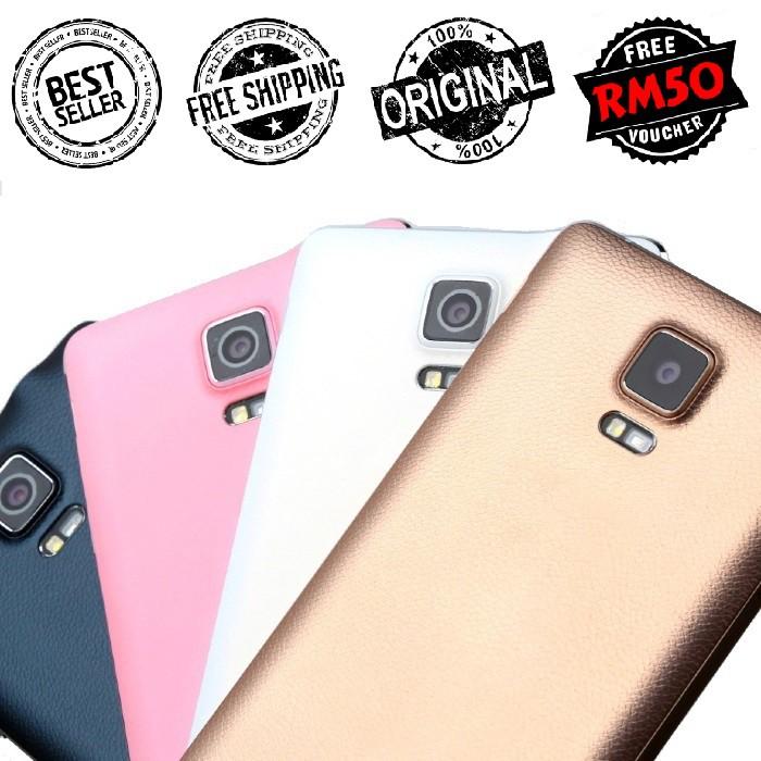 🇲🇾 Ori Samsung Note 4 N9100 Dual Sim 4G LTE [16GB+3GB RAM] Full Set 97% Like New [1 Month Warranty] FREE RM50 Voucher