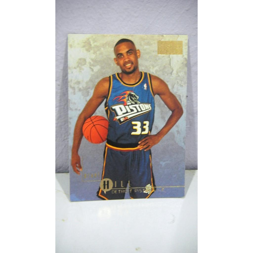96 97 Skybox Premium 34 Grant Hill Nba Trading Card