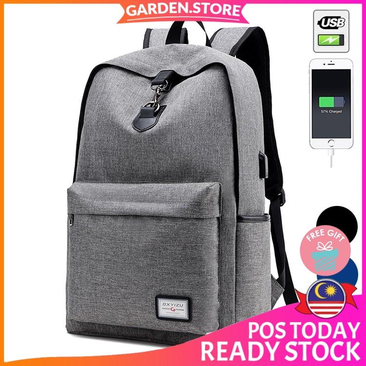 Fashion Woman//Man Canvas Backpack9120