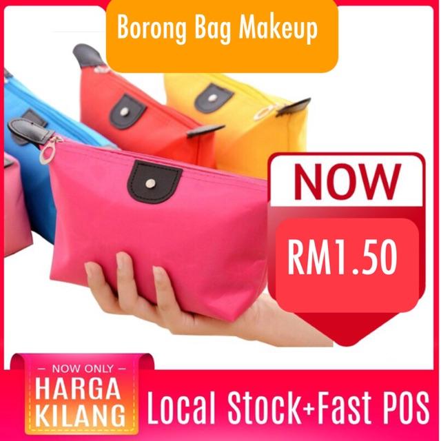 *murah borong*100pcs bag make up RM150 for ladiesss