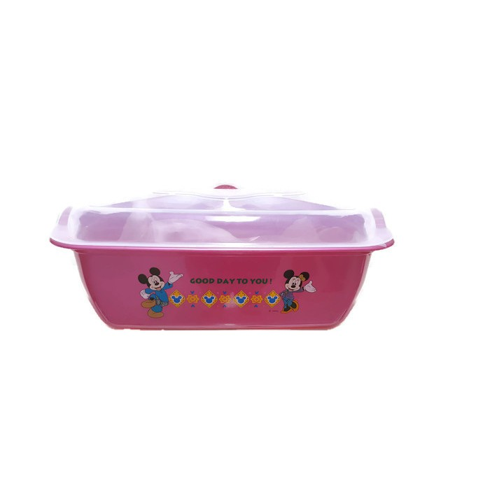 Elianware Disney Series Food Storage Container (Large) - Pink