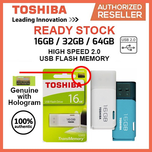 Toshiba 16GB 32GB 64GB 128GB Hayabusa USB Flashdrive Pendrive Thumbdrive