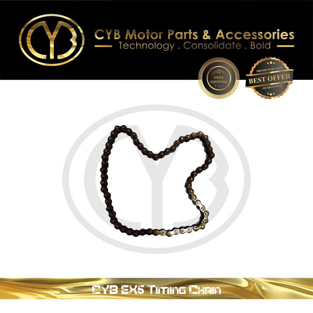 CYB EX5 Timing Chain