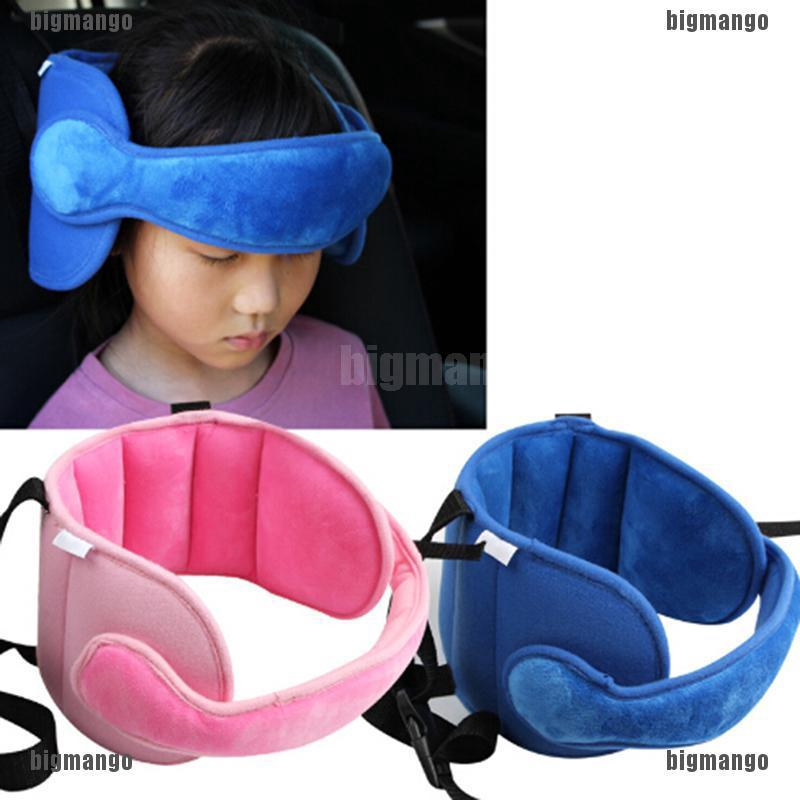 1X Baby Safety Car Seat Sleep Nap Aid Child Kid Head Support Holder Protector