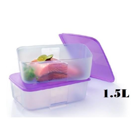 ❤BEST PRICE❤ Tupperware FreezerMate Medium II 1.5L (2)