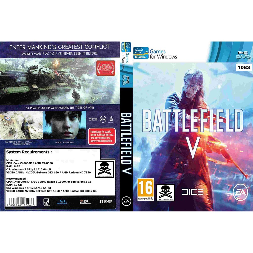 (PC) Battlefield V