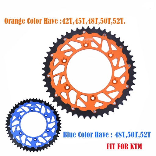 KTM 640 LC4 Adventurer R 99-07 GOLD Heavy Duty X-Ring Chain and Sprocket Kit