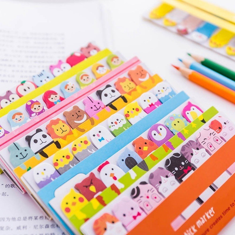 100pcs Mini Paper N Times Sticky Notes Index Tag Memo Pad Label Tag Bookmark Stickers Sign Planner Message Stationery Supplies Back To Search Resultsoffice & School Supplies