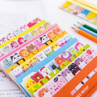 Notebooks & Writing Pads Lower Price with Cute Kawaii Cartoon Animal Finger Unicorn Memo Pad N Times Sticky Note Paper Korean Stationery Cat Planner Sticker School Office