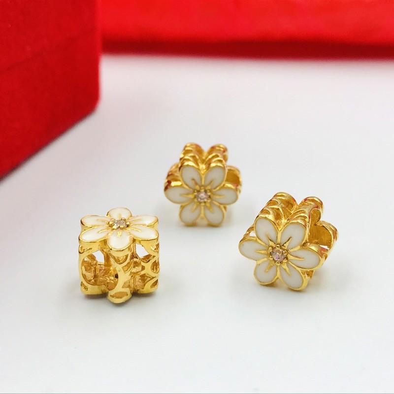 Masdora Beads Emas ~ Flower  Beads Series (Emas 916)