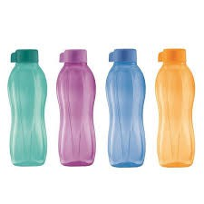 Tupperware Eco Bottle 750ml BPA Free Botol Air Water Bottle