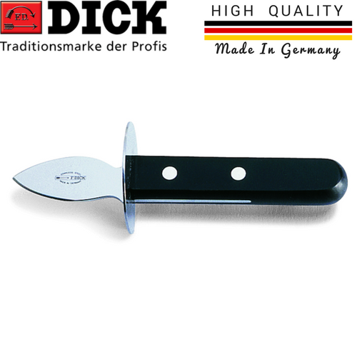 F.DICK, Oyster Opener With Shield