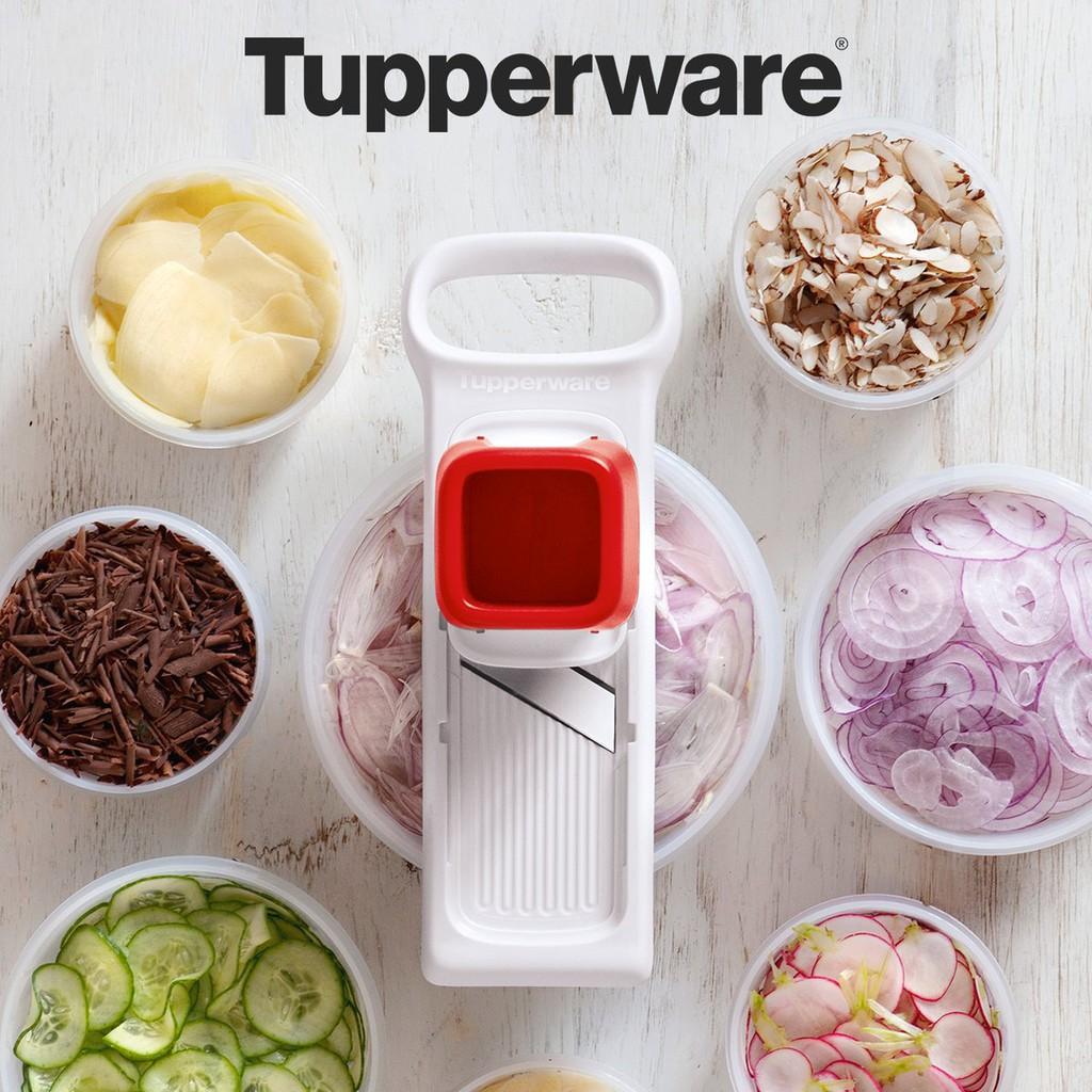 Speedy Mando Tupperware