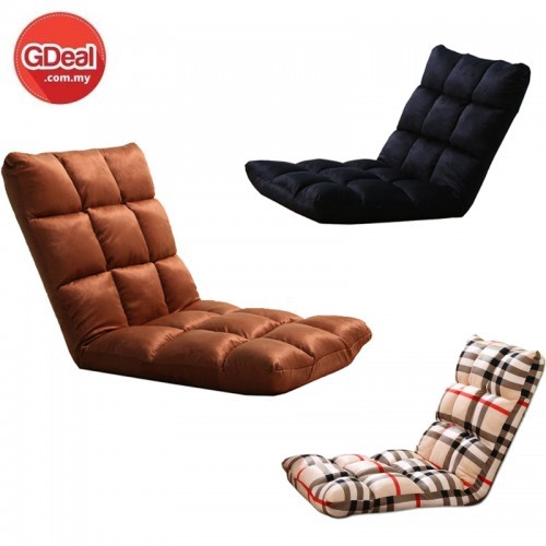 Phenomenal Gdeal Lazy Sofa Single Floor Foldable Sofa Bed Recliner Chair 140Cm X 49Cm Inzonedesignstudio Interior Chair Design Inzonedesignstudiocom
