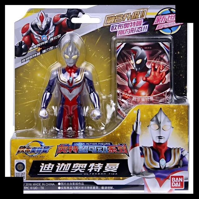 Japan Rare Bandai Ultra Hero Series ULTRAMAN GEED Ultimate Final PVC Figure
