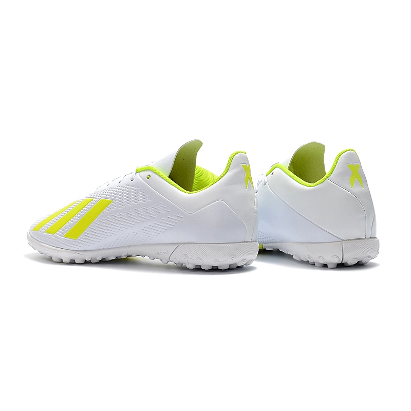 wholesale dealer 03be3 06574 New Original adidas X 18.4 leather FG39-45 Soccer Shoes Football Shoes