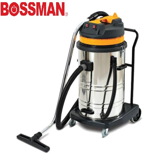 Bossman BWD80L2 Wet & Dry Vacuum Cleaner